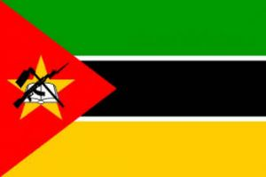 Mozambique Large Country Flag - 5' x 3'.